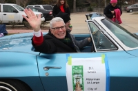 Ridgeland Christmas Parade - Alderman D. I. Smith