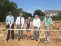 Batson Miracle Home Under Construction