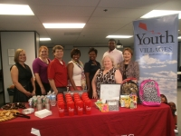 Trustmark National Bank participates in Youth Villages Back to School Drive