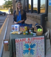Make A Difference Day Project