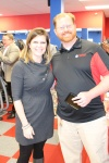 Diplomat Kristy Daniels at Workout Anytime Ribbon Cutting