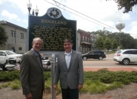 Historical Marker Unveiled