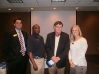 Copeland Cook Taylor & Bush host March New Member Luncheon for Chamber