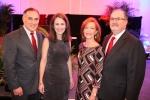 2016 President John Dorsa w/wife, Helene & 2017 President Randy Keng w/wife, Linda